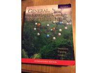 General, Organic and Biochemistry, third edition