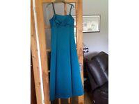 Debut size 14 prom dress with bolero