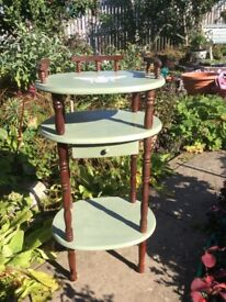Side table, plant stand or lamp table