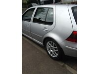 VW golf gti 1.8 turbo mot until April 2018