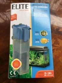 Underwater Aquarium Filter. Brand new. Unopened