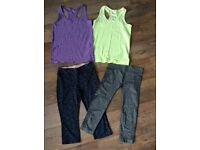 Ladies Primark Gym/Running/Activewear Bundle Size Small