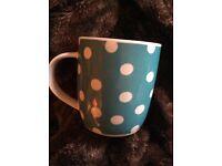 Spotty mug from Waitrose