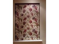 Laura Ashley Roman Blinds in Gosford Paprika 3 available