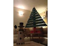 Upcycled Pallet Xmas Tree (Solid Wood)