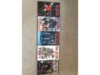 The Boys graphic novels - Volumes 1-5