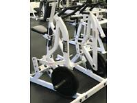 Gym equipment package