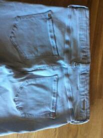 River island size 12 jeans