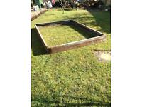 Free greenhouse base for 6ft x 8ft greenhouse