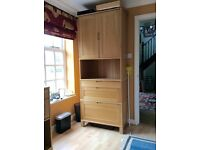 Home office furniture unit