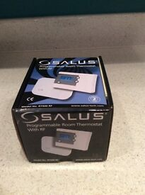 Wireless room thermostat Salus RT500 RF