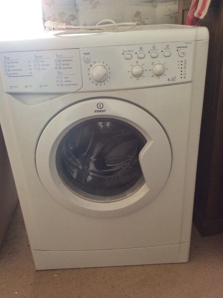 Indesit Washer Dryer Iwdc6125 Includes User Manual In Woodbridge