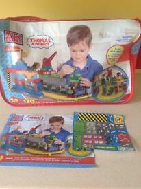 Mega Bloks Thomas & Friends Train Set