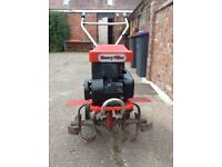 Wolseley Webb Merry Tiller Spartan Rotary Cultivator c/w tools