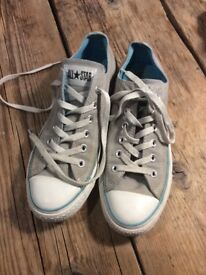 Converse All Stars Low Top size 8