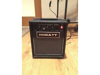HIWATT Spitfire 12W Amp