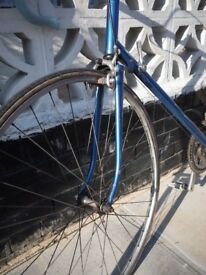 Vintage Racing Bike, 63 cm, good condition.