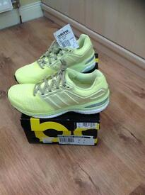 ADIDAS SUPERNOVA SEQUENCE LADIES TRAINERS - size 6