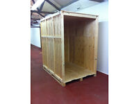 Self Storage Unit Containers 35sqft £10/week Inside Storage