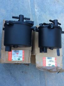Landrover Freelander 2 diesel filters..hardly used
