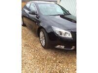 Vauxhall insignia elite,diesel ,black