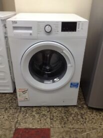 Beko 8kg 1400 spin washing machine. £179 12 month Gtee