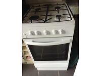 Propane gas cooker
