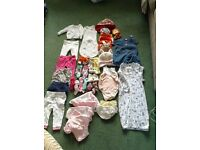 0-12 months girls bundle
