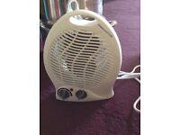 Small heater fan working good