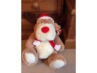 Rudolph teddy