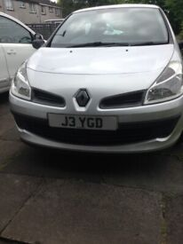 image for Renault, CLIO, Hatchback, 2008, Manual, 1149 (cc), 3 doors