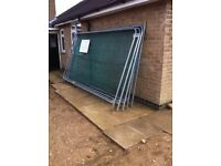 Heras Fencing - Used