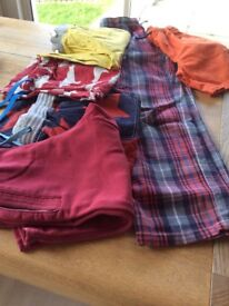 Mini Boden Boys Bundle of Shorts and Trousers, ages 9-10