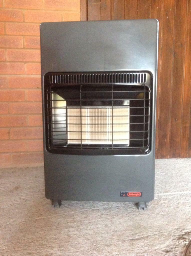 Delonghi Portable gas heater.