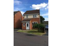 3 Bed Detached with drive and garage