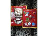 Brand New - National Geographic - How Your Body Works - with Issue 1 Magazine