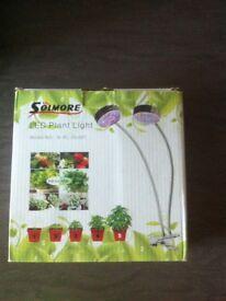 Led plant light