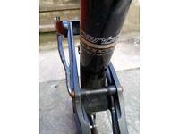 Full Carbon Mountain Bike Frame