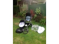 I Candy Pushchair Travel System with Maxi Cosy Pebble car seat