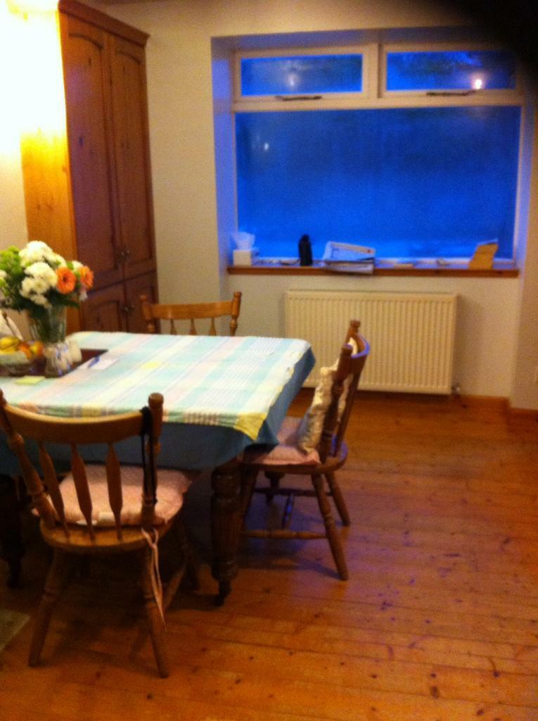 Furnished double room in country location