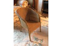 Children's 'Lloyd Loom' Basket Chair