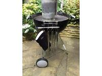 Weber One Touch 57cm barbecue with accessories