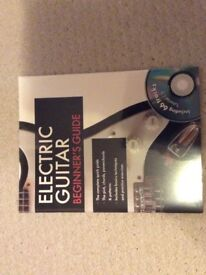 Electric Guitar Beginners Guide with cd