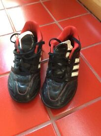 Adidas Size 13 Astro Trainers