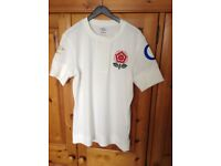 A 150th Special Anniversary Edition Shirt of the England Men's Senior Rugby Union against Scotland