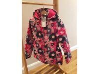Designer Girls Coat age 10 Brand New