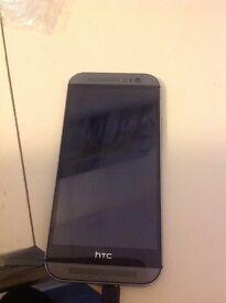 HTC one M8S 16GB unlocked