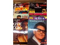 Duane Eddy, Roy Orbison LP's available from Heart of the Valleys Record Store.