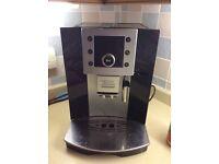 DeLnghi Perfects Espresso and Cappuccino Machine