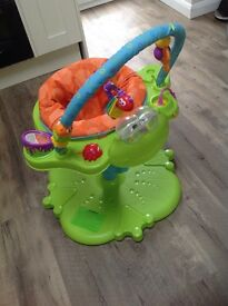 Fisher Price Bounce and Spin Froggy Entertainer
